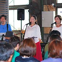 音楽イベント開催